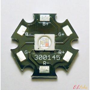 F50362 RGB Full Color Star MCPCB
