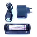 MP1 14650/17670/18650/18700 XTAR Li-ion charger